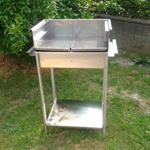B-Grill – Barbeque in acciaio inox
