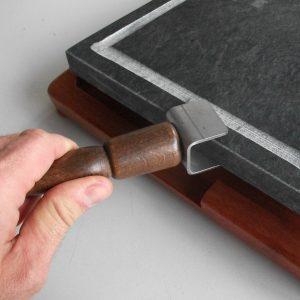 Manico prendi pietra per pietra ollare e lavica